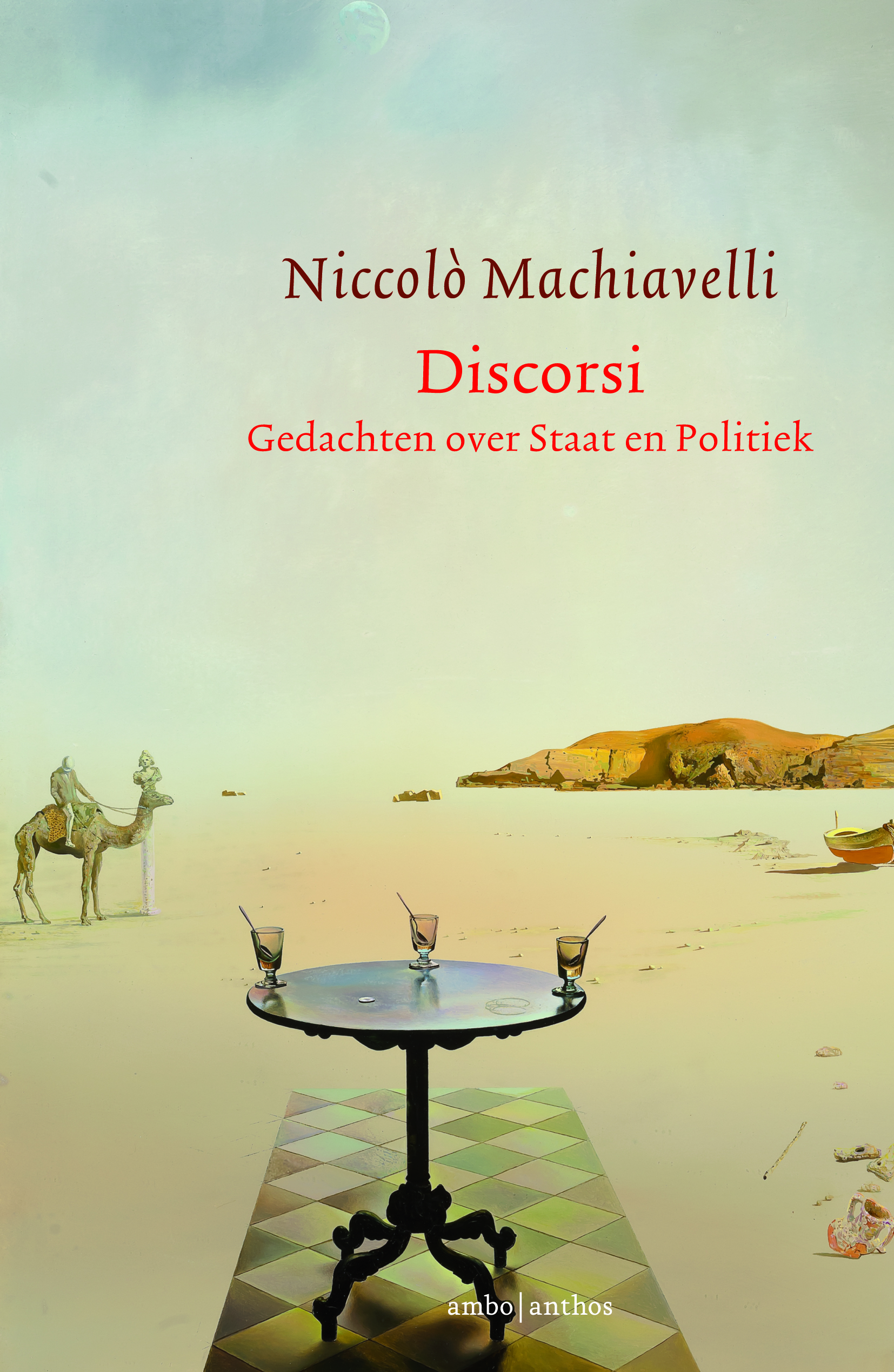 Meesterklas Machiavelli Met Dr Tinneke Beeckman Het